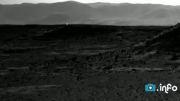 رویت نور عجیب در سیاره مریخ توسط مریخ نورد ناسا