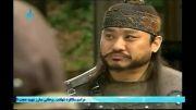 سریال افسانه جومونگ وفاداری سرهنگ بیمانگ به شاهزاده جومونگ