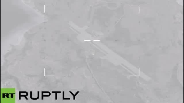 آغاز حملات جنگنده فوق مدرن TU 22M3 به داعش و النصره