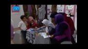حمایت افسانه بایگان ازبچه های غزه
