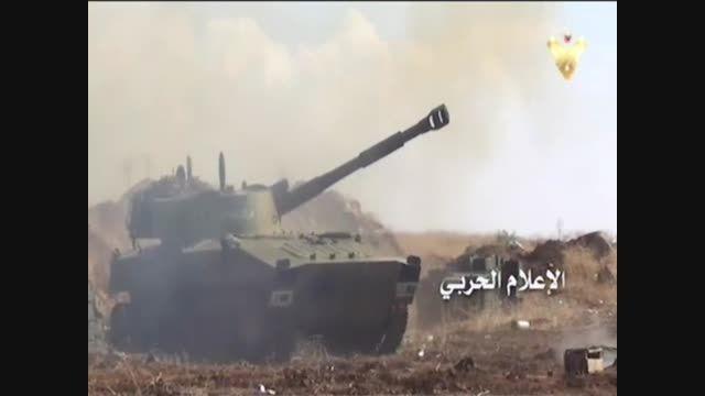 پیشروی چشمگیر ارتش سوریه در حومه حلب