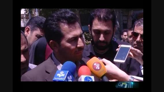 توضیحات قاضی محمدرضا محمدی کشکولی /دادگاه سعید مرتضوی