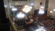 نمای کلی از کنیسه یهودیان یوسف آباد تهران