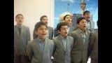 شرکت دانش آموزان مدرسه در مسابقات سرود 1