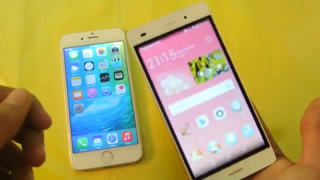 P8 Lite vs iPhone 6   مقایسه و بررسی تخصصی