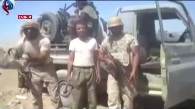 فیلم لو رفته از پسر حاکم دبی در یمن قبل از مرگ