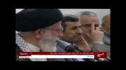 آخرین دیدار دولت احمدی نژاد با رهبر انقلاب