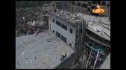 160 کشته بر اثر ریزش ساختمان