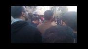 فریاد «من ابوالفضلم علمدار قیام» در زنجان پیچید