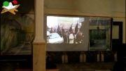 اکران پنجمین دوره جشنواره مردمی فیلم عماردرشهرستان قدس