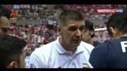 بازی سوم والیبال ایران با لهستان