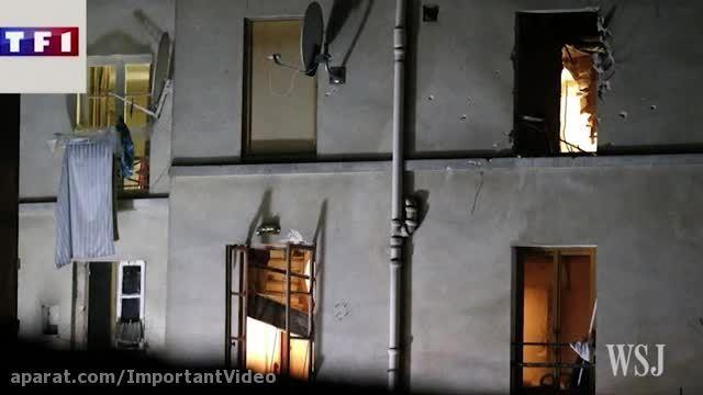 آخرین کلمات زن انتحاری قبل از انفجار فرانسه( Paris )