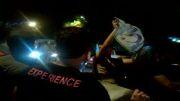 جشن مردم در ازنا برای انتخابات
