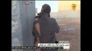 فاصله اندک تانک های ترکیه ای با شهر دلیرمردان کوبانی