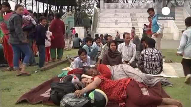 آمادگی ایران برای ارسال کمک های انساندوستانه به نپال