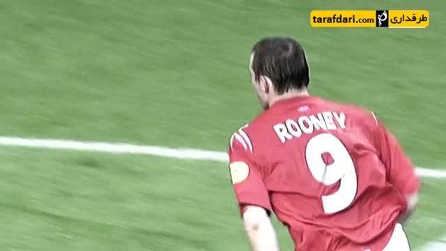 وین رونی، رکورددار گلزنی در تیم ملی انگلیس