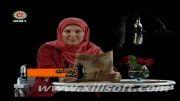 شعرخوانی زیبای لاله اسکندری ( در رادیو 7 )