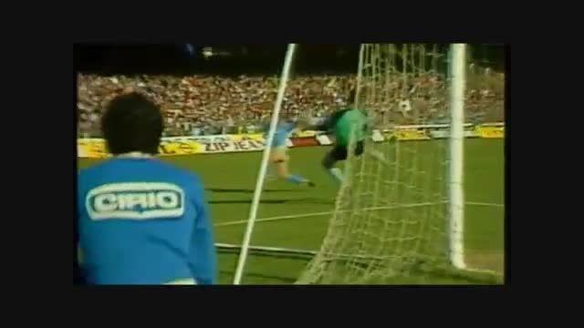 ویدئو بهترین های دیگو مارادونا / 30 اکتبر تولد مارادونا