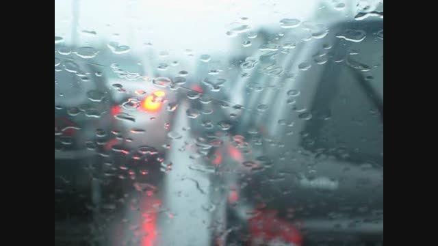 (ترافیک سنگین در جاده سراوان رشت)5