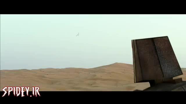تریلر فیلم جدید جنگ ستارگان STAR WARS
