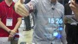 نمایش آینه هوشمند اندرویدی در ژاپن
