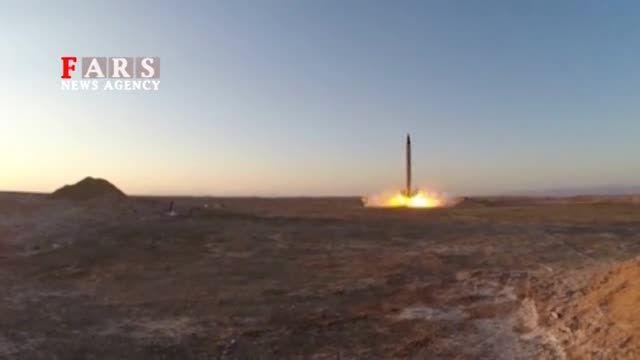 """موشک جدید ایرانی با کلاهک هدایت شونده """"عماد"""""""