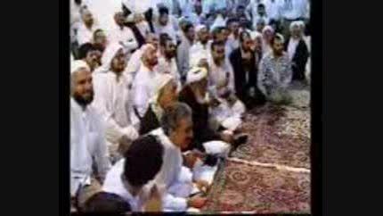شیرین زبانی های حافظ خردسال قرآن