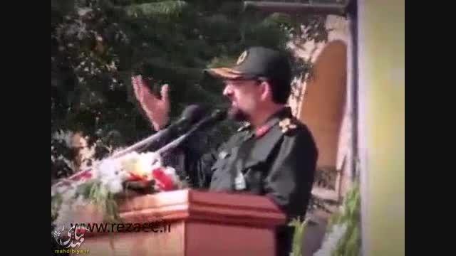سخنان تکان دهنده سردار رضایی درباره شهدای غواص