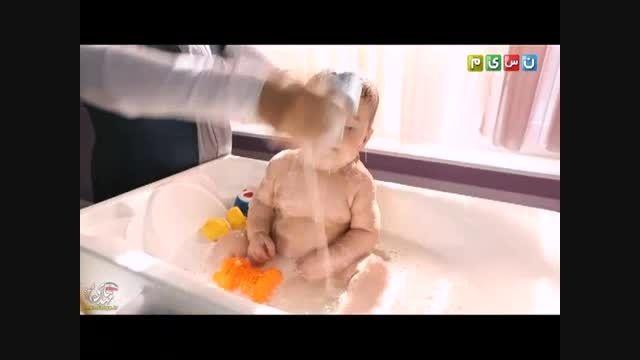 حمام نوزاد