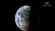 جایگاه زمین در کهکشان راه شیری
