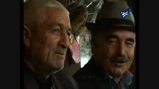 بازی های محلی آذربایجان بورک آپاردی game