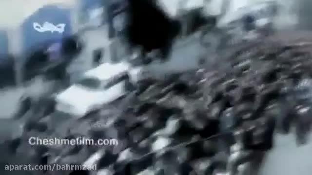 تهدید داعش توسط ایران
