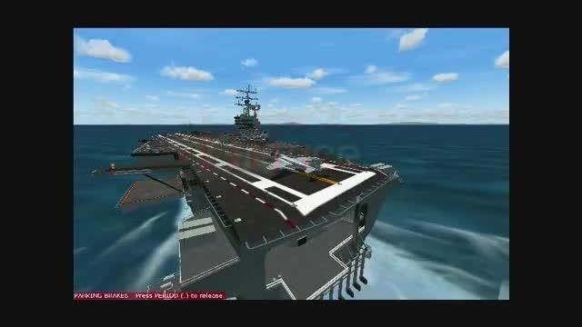 برنامه هیجان انگیز هواپیماهای ناونشین 4 برای شبیه ساز