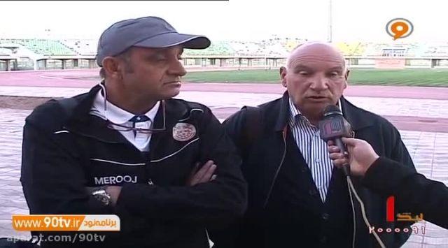 خلاصه و حواشی مس کرمان 0-0 آلومینیوم اراک (لیگ یک)