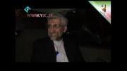 تماس شبانه دکتر جلیلی با سرلشکر فیروزآبادی