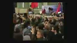 تشییع پیکر پاک سردار حسین همدانی