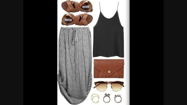 تیپ های لباس مجلسی برای خانم ها | Chipoosh.com