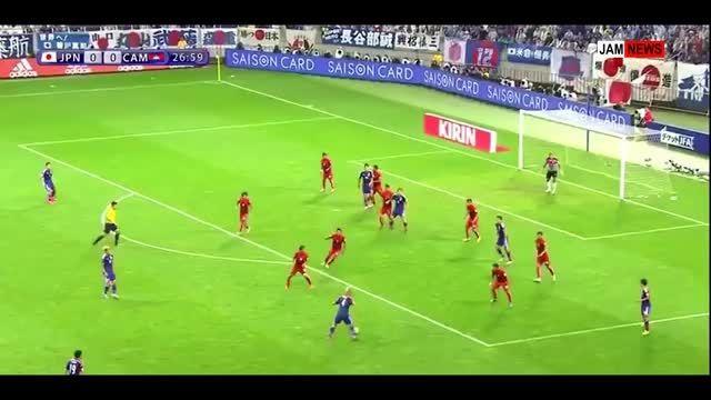 ژاپن 3-0 کامبوج