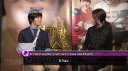 مصاحبه با چه سو جون (جان بگو)-با زیرنویس انگلیسی-درخواستی