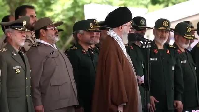 پیام رهبر به برخی شیاطین خلیج فارس