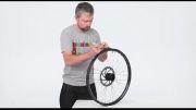 آموزش تبدیل طوقه عادی به tubeless در دوچرخه (روش دوم)