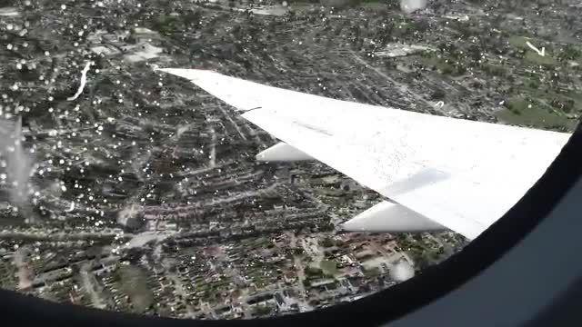 فرود دیدنی بویینگ 777 شرکت دلتا در شبیه ساز الماس