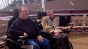 ویلچر هوشمند اینتل، صندلی ای برای ردگیری و نمایش اطلاعا