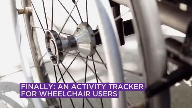 Freewheel: سامانۀ پایش میزان فعالیت برای معلولان ویلچری