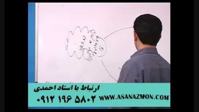 تدریس برترین استاد ادبیات کشور استاد احمدی کنکور ۴