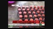 کشف 10 هزار لیتر سرکه تقلبی در اصفهان