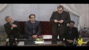 حضور وزیر بهداشت در منزل شهید محمد فاضل - شهدای هویزه