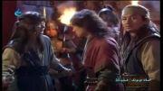 قطع ارتباط امپراطور گموا با فرمانده جومونگ ( فرمانده دامول)