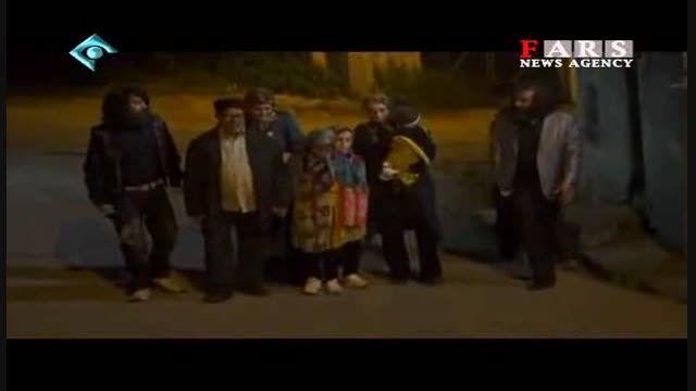 گریم نقی و ارسطو در پایتخت4