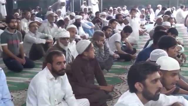 درخواست ازریاست جمهوری روحانی برای رسیدگی تخریب نمازخان